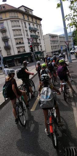 A la découverte de l'énergie: Rallye à vélo 2020
