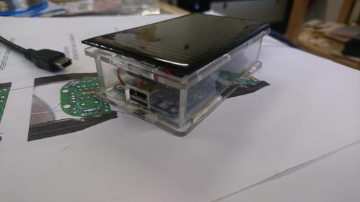 Produire de l'électricité: chargeur solaire USB 2021