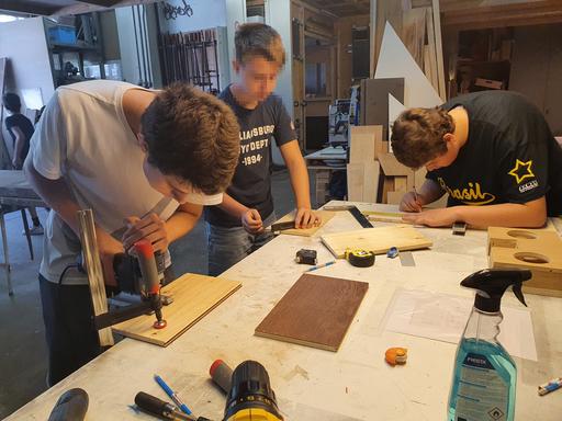 Atelier bois 2020