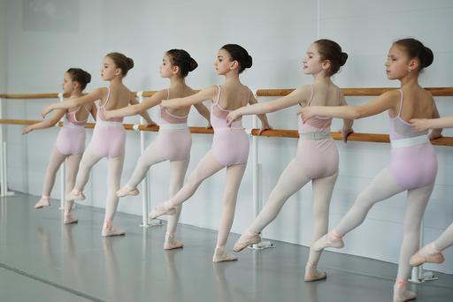 Assouplissement et ballet classique 2020