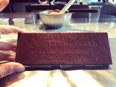 CHEZ Camille Bloch, la Chocolaterie à croquer