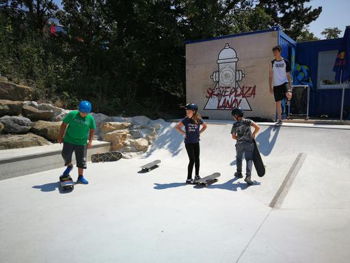 Initiation et histoire du skateboard 2021