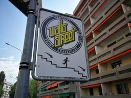 Wall's street