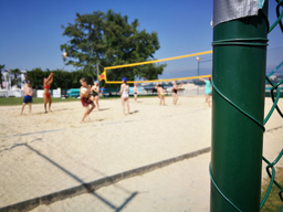 Beach-volley