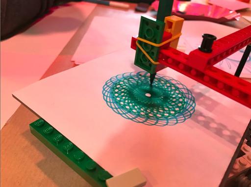 Art robotique 2021