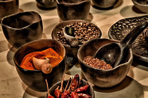 Cuisine du monde et commerce équitable 2021
