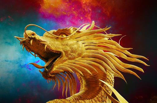 Le dragon dans tous ses états ! 2021